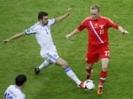 Сборная России по футболу, проиграв Греции на Евро-2012, покидает чемпионат Европы
