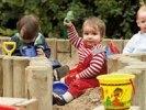 В Первоуральске ко Дню города в парке появятся большие песочницы