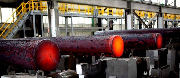 Компания ЧТПЗ начала производство круглой заготовки диаметром 550 мм