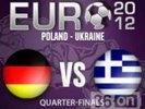 Германия обыграла Грецию и вышла в полуфинал Евро-2012