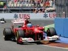 """""""Формула-1"""": Гран-при Европы выиграл Алонсо, Петров финишировал 13-м"""