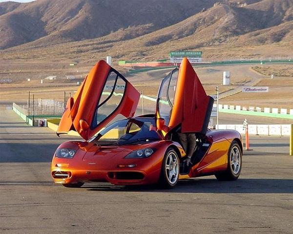 Наследник McLaren F1 получит 1000 л.с.