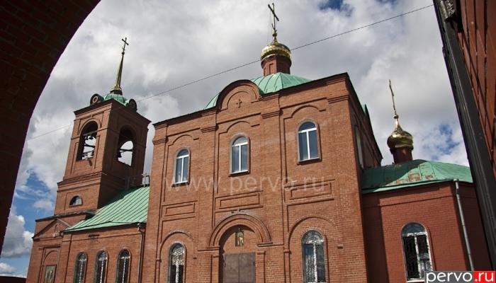 В Первоуральске колокольным звоном встретили крещения Руси