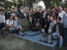В Первоуральске открыли памятный знак морякам-уральцам. Фото
