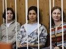"""Первый день суда над Pussy Riot: """"бесовское дрыганье"""" или """"этическая ошибка"""""""