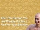 Обаму поздравили с днем рождения издевательской открыткой с Путиным