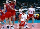 Российские волейболисты вышли в полуфинал Олимпиады