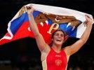 Наталья Воробьева вывела Россия на 4-е место на Олимпиаде