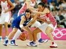 Французские баскетболистки разгромили россиянок в полуфинале Олимпиады