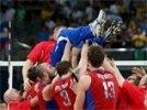 Волейболисты России впервые в истории стали олимпийскими чемпионами