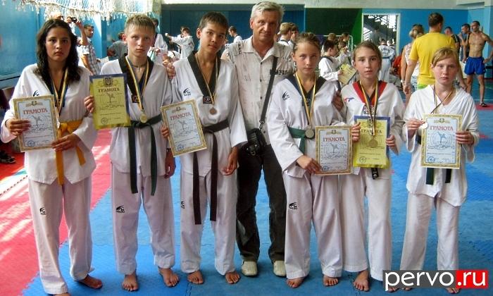 Первоуральские спортсмены учувствовали в турнире по тхэквондо «Черноморское сотрудничество»