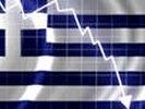 ВВП Греции во втором квартале упал на 6,2% ВВП