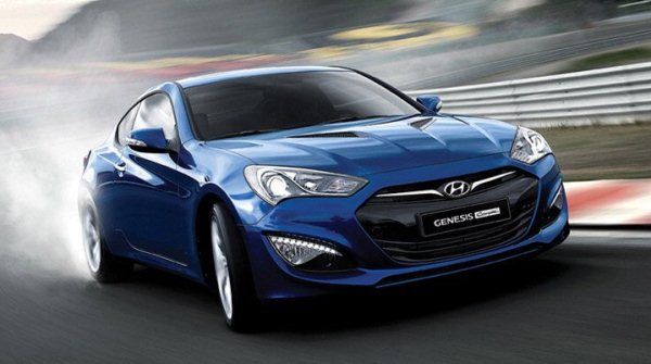 Hyundai выпустит конкурента BMW 3-й серии