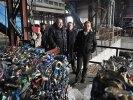 Мэр Первоуральска держится за мусор