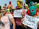 Две участницы Pussy Riot уехали из России