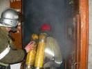 В Первоуральске произошло возгорание в жилом доме. Видео
