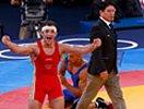 Борец Хугаев завоевал золото ОИ в категории до 84 кг