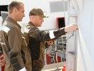 В Первоуральске на ПНТЗ проверили техническое состояние трубы газоочистки ЭСПК «Железный озон 32»