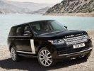 Новый Range Rover. Официальная информация. Фото