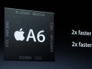 В чипе Apple A6 используются не Cortex-A15/A9, а собственный дизайн ядра