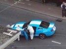 Швейцарская полиция после погони убила водителя спорткара Mustang с российскими номерами