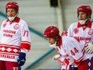 Хоккейный «Кузбасс» выиграл на своем льду контрольный матч у первоуральского «Трубника» 9:3