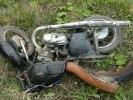 В Первоуральске разбился мотоциклист. Фото