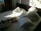 Студенты сняли на ФОТО общежитие после саммита АТЭС: кругом следы постельных утех и возлияний