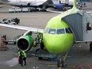 Airbus А-319 с сотней пассажиров сел в Новокузнецке, потеряв в воздухе колесо