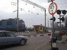 В Первоуральске частично закроют железнодорожный переезд в районе Первомайка