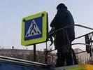 На пешеходных перехода Первоуральска установили компо-сигналы. Видео