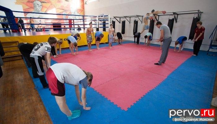 В Первоуральске спортивную школу выгоняют из помещения