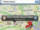 Nokia создает картографический сервис Here для устройств Apple