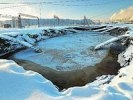В городе Березники, где после выброса хлора на заводе погибли три человека, объявлен режим ЧС