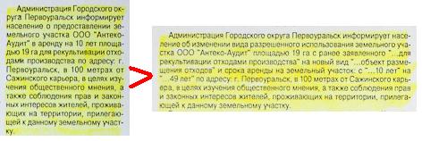 «Рекультивация земель» по Переверзевски! Или Первоуральск предоставил землю на берегу Чусовой для отходов СУМЗА? Фото