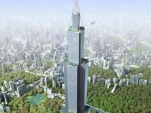 Китайцы хотят построить самый высокий небоскреб мира за 90 дней: может открыться уже весной 2013 года. Видео
