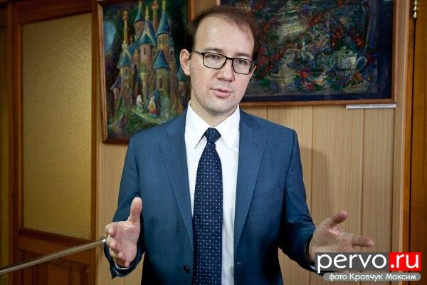 Первоуральск посетил председатель РЭК Владимир Гришанов. Видео
