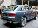 Внедорожник Bentley получит имя Falcon. Фото. Видео