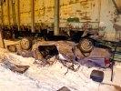 В Первоуральске легковой автомобиль попал под товарный поезд. Видео. Фото