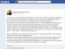 Facebook опроверг слух о присвоении пользовательских данных