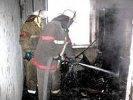 Пострадавшего в пожаре первоуральца госпитализировали в тяжелом состоянии