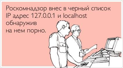 localhost