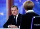 Скандальная закадровая реплика Медведева поссорила телеканалы