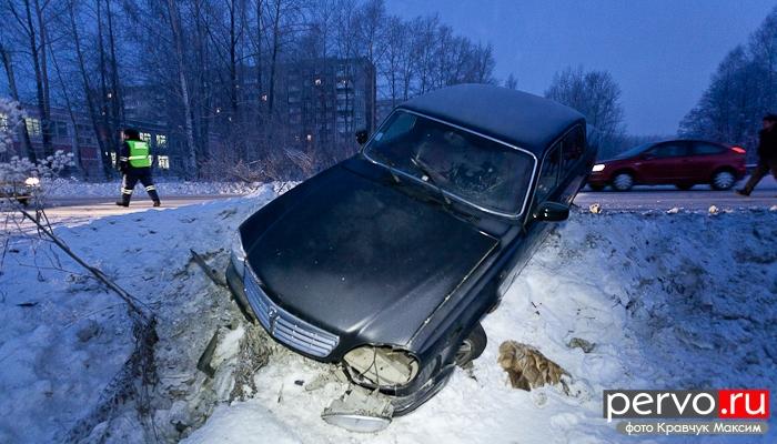 В Первоуральске водитель умер за рулем