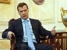«Левада»: россияне не считают кабинет Медведева достаточно эффективным