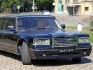 Первый тест-драйв российского лимузина для Путина: изнутри лучше, чем снаружи