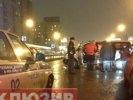 Найдено авто бандитов,расстрелявших микроавтобус Hyundai в Москве