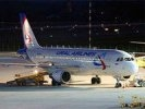 Самолет «Уральских авиалиний» не смог сесть в Новосибирске из-за сильных морозов. «В аэропорту было минус 41»