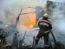 Сегодня в Первоуральске ранним утром в огне погиб человек